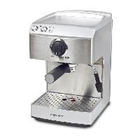 Petit Dejeuner - Cafe BEPER 90521 Machine expresso classique - 1250 W - Argent