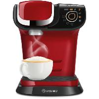 Petit Dejeuner - Cafe BOSCH TASSIMO My Way TAS6003 - Rouge