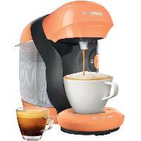 Petit Dejeuner - Cafe Machine a café multI-boissons automatique - BOSCH TASSIMO TAS11 STYLE - Abricot