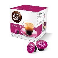 Petit Dejeuner 16 Capsules 96g Dolce Gusto Espresso Nescafe