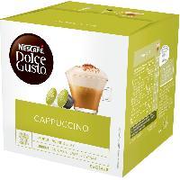 Petit Dejeuner 16 Capsules Dolce Gusto Cappuccino Nescafe