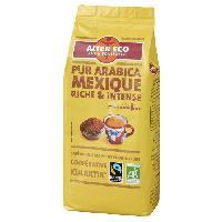 Petit Dejeuner ALTER ECO Café mexique 100% arabica Bio 260g