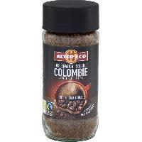 Petit Dejeuner Alter Eco Cafe Colombie Instantane Soluble 100g