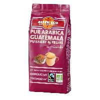 Petit Dejeuner Cafe Guatemala 100 Arabica Bio 260g