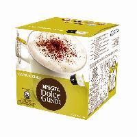 Petit Dejeuner Dolce Gusto Cappuccino 16 Capsules Nescafe