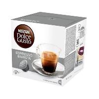 Petit Dejeuner Dolce Gusto Espresso Barista 16 Capsules 120g Nescafe