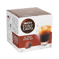 Petit Dejeuner Dolce Gusto Lungo Intenso 144g Nescafe