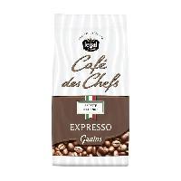 Petit Dejeuner LEGAL Cafes des Chefs Expresso Recette Italienne Grains - 500 g