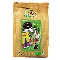 Petit Dejeuner LE TEMPS DES CERISES Cafe Colombie Bio 10 capsules 50 g
