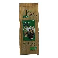 Petit Dejeuner LE TEMPS DES CERISES Cafe en grain BIO Moka d'Ethiopie - 250 G