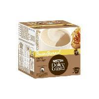 Petit Dejeuner NESCAFE Dolce Gusto Cafe au lait - 16 Capsules - 160 g