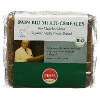 Petit Dejeuner PEMA - Pains BIO multi-céréales et complet - Generique