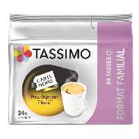 Petit Dejeuner Tassimo Petit-dejeuner Classic 5 x 24 dosettes - Carte Noire
