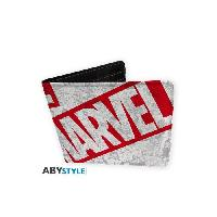 Petite Maroquinerie Portefeuille Marvel - Marvel Universe - Vinyle - ABYstyle