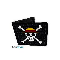 Petite Maroquinerie Portefeuille One Piece - Skull Luffy - ABYstyle