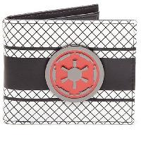 Petite Maroquinerie Portefeuille pliable Star Wars- Embleme de l'Empire Galactique