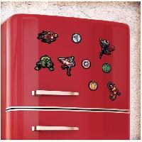 Petites Fournitures 18 aimants Marvel- Avengers