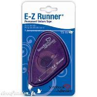 Petites Fournitures BY 3 L Devidoir adhesif double face E-Z Runner Permanent - 15 m