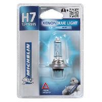 Phares - Feux - Repetiteur Lateral - Clignotants - Centrale Clignotante -  Bloc Feu Arriere - Optique De Phare - Eclairage De Pl Blue Light 1 H7 12V 55W