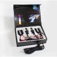 Phares - Feux - Repetiteur Lateral - Clignotants - Centrale Clignotante -  Bloc Feu Arriere - Optique De Phare - Eclairage De Pl Kit HID 6000K 12 volts 55 watts H7 - ADNAuto