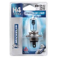 Phares - Feux - Repetiteur Lateral - Clignotants - Centrale Clignotante -  Bloc Feu Arriere - Optique De Phare - Eclairage De Pl MICHELIN Blue Light 1 H4 12V 60-55W