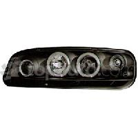Phares Fiat 2 phares avec Angel Eyes pour Fiat Punto -Type 188
