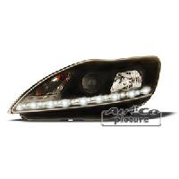 Phares Ford 2 phares Optique Feux Diurnes pour Ford Focus II 08-11