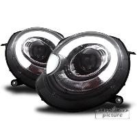 Phares Mini LED Light tube Projecteurs pour Mini R56R57R55R58R59 - ADNAuto