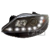 Phares Seat 2 phares Optique Feux Diurnes pour Seat Ibiza -6J-