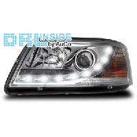 Phares VW 2 Phares avec Feux Diurnes pour VW T5