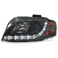 Phares de voitures 2 phares Optique Feux Diurnes pour Audi A3 -8P- - ADNAuto