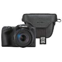 Photo - Optique CANON - PowerShot SX432 IS - Appareil photo Bridge - 20 Mpixels - Zoom optique 45x - Grand angle 24mm - Ecran LCD 7.5