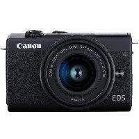 Photo - Optique CANON EOS M200 - Hybride APS-C 25.8 Mpixels - Processeur DIGIC 8 - Ecran LCD