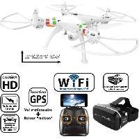 Photo - Optique CDTS Drone Zenith Aerocraft - Diametre 54 cm