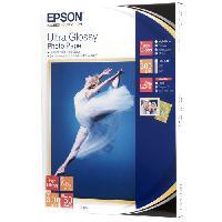 Photo - Optique Epson C13S041944 50 feuilles 13x18 300g