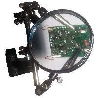 Photo - Optique Pince loupe compatible avec circuit imprime