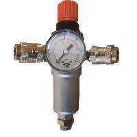 Piece Detachee De Compresseur Filtre Regulateur Complet 3 8eme M Blister