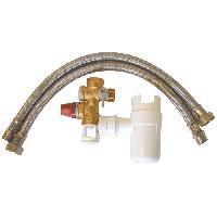 Piece Detachee Genie Thermique - Piece Detachee Climatisation DIPRA Kit raccordement chauffe-eau