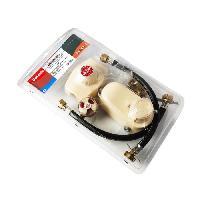 Piece Detachee Genie Thermique - Piece Detachee Climatisation TYPE COF4 Coffret complet propane NF avec 1ere et 2eme detente 4kgh