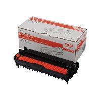 Piece Detachee Pour Imprimante Kit tambour 43979002 - Compatible B410B430B440 - Noir