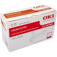 Piece Detachee Pour Imprimante Tambour - Magenta - Capacite standard 20.000 pages - Compatible avec C5650. C5750