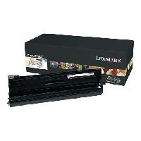 Piece Detachee Pour Imprimante Unite de mise en image de l'imprimante C925X72G - Noir - Capacite standard 30.000 pages - C925 X925