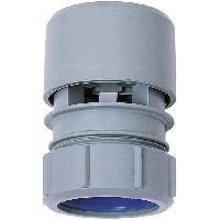 Piece Detachee Sanitaire Plomberie Anti-vide droit VP25 - Pour tube D 40 mm - a visser
