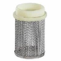 Piece Detachee Sanitaire Plomberie Panier crepine - Inox - D 112