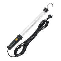 Pile - Lampe Electrique BRENNENSTUHL Bâton fluo 8W avec interrupteur portée 5m H05RN- F 2x0.75mm²
