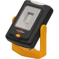 Pile - Lampe Electrique BRENNENSTUHL Lampe de poche portable 4+3 SMD LED