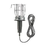 Pile - Lampe Electrique Baladeuse caoutchouc 60W IP20 portee 5m H05RN-F 2x0.75mm