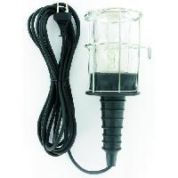 Pile - Lampe Electrique Baladeuse filaire antichoc 60 W