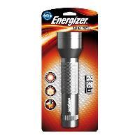 Pile - Lampe Electrique ENERGIZER Lampe torche 2D Métal - 6 LED