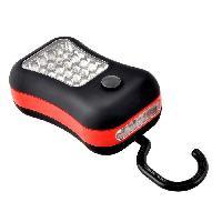 Pile - Lampe Electrique I-WATTS Lampe de secours 24+4 LED